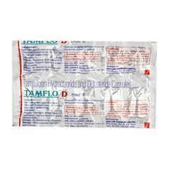 Tamflo D Capsule 10'S
