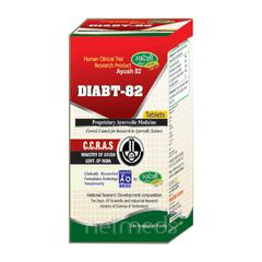 Swadeshi Diabt -82 Tablet 60's