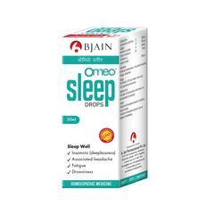 Bjain Omeo Sleep Drops 30 ml