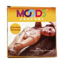 Moods Condoms - Choco 3's