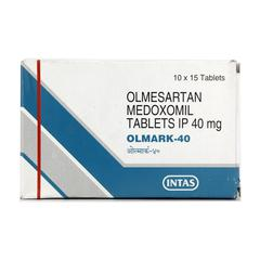 Olmark 40mg Tablet 15'S