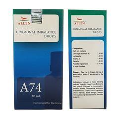 Allen A74 Hormonal Imbalance Drops 30 ml