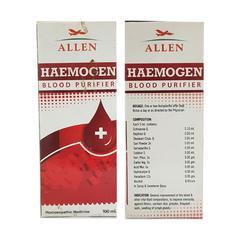 Allen Haemogen Drops 100 ml