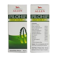 Allen Pilohip Syrup 100 ml