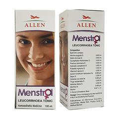 Allen Menstrol Leucorrhoea Tonic 100 ml