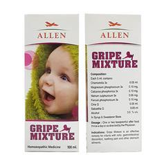 Allen Gripe Mixture Tonic 100 ml