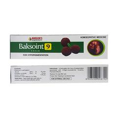 Bakson's Baksoint 9 Cream 25 gm