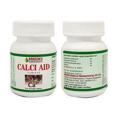 Bakson's Calci Aid Tablet 75 gm