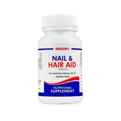 Bakson's Nail & Hair Aid Tablet 50 gm