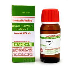 Bhandari Bach Flower Beech 30 Liquid 30 ml