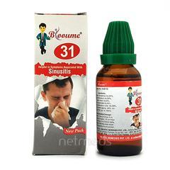 Bioforce Blooume 31 Sinusan Drops 30 ml