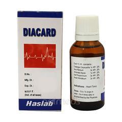 Haslab Diacard Drops 30 ml