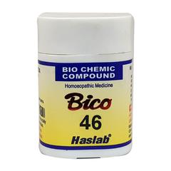 Haslab Bico 46 Biochemic Compound Tablet 20 gm