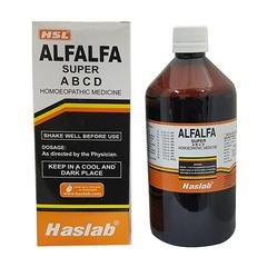 Haslab Alfalfa Super Abcd Tonic 115 ML