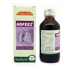 Medisynth Kofeez Cough Syrup 125 ml