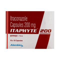 Itaphyte 200mg Capsule 10'S