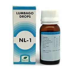 New Life NL-1 Lumbago Drops 30 ml