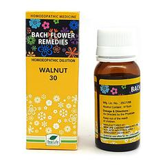 New Life Bach Flower Walnut 30 Liquid 30 ml