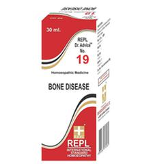 Repl Dr. Advice No.19 Bone Disease Drops 30 ml