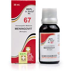 Repl Dr. Advice No.67 Meningovit Drops 30 ml