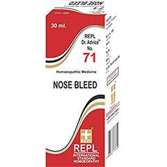Repl Dr. Advice No.71 Nose Bleed Drops 30 ml