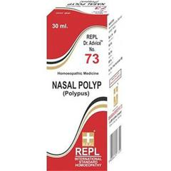 Repl Dr. Advice No.73 Nasal Polyp Drops 30 ml