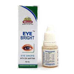 Wheezal Eyebright Eye Drops 10 ml