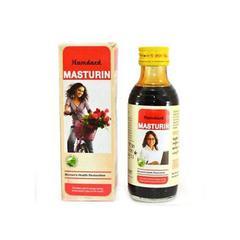 Hamdard Masturin Syrup 100 ml