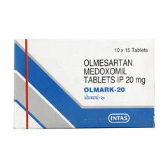 Olmark 20mg Tablet 15'S