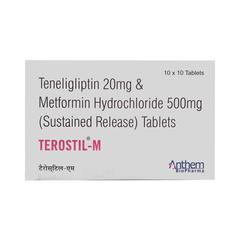 Terostil M Tablet 10'S