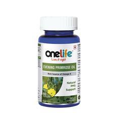 Onelife Evening Primerose Oil Softgel 60's