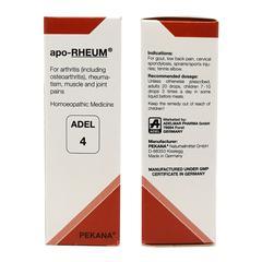 Adel 4 Apo-Rheum Drops 20 ml