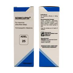 Adel 25 Somcupin Drops 20 ml