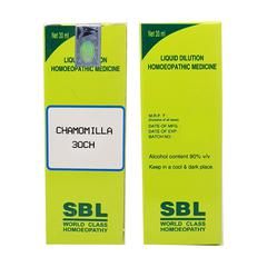 SBL Chamomilla 30 Liquid 30 ml