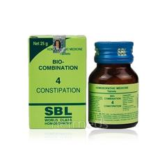 SBL Bio-Combination 4 Tablet 25 gm