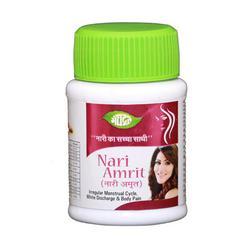 Meghdoot Ayurvedic Nari Amrit Tablets 50'S