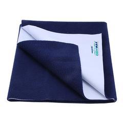 Cozymat Waterproof Bed Protector (S) - Navy Blue