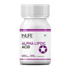 INLIFE Alpha Lipoic Acid Capsules 60's