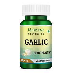 Morpheme Remedies Garlic 500mg Extract 60's