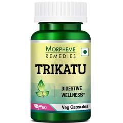 Morpheme Remedies Trikatu Caps 500mg Extract 60's