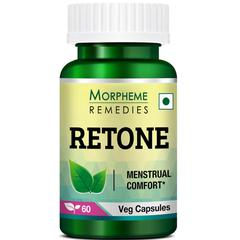 Morpheme Remedies Retone Caps - 500mg Extract 60's