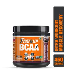 Fast&Up BCAA Powder - Cola Flavour 450 gm