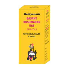 Baidyanath Basant Kusumakar Ras Tablet 50's