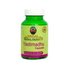 Jindal Herbal Yastimadhu 500 mg Capsule 60's