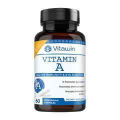 Vitawin Vitamin A Capsules 60's