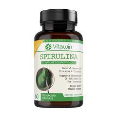 Vitawin Spirulina Vegetarian Capsule 60's