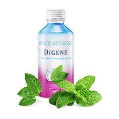 Digene Gel for Acidity & Gas Relief - Mint Flavour 450 ml