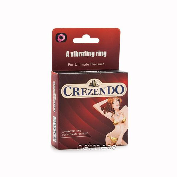 Crezendo A Vibrating Ring for Ultimate Pleasure