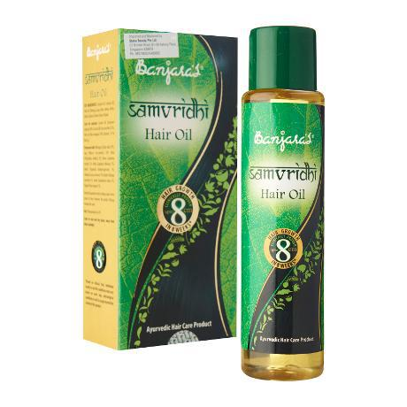 Banjaras Samvridhi Hair Oil 125 ml