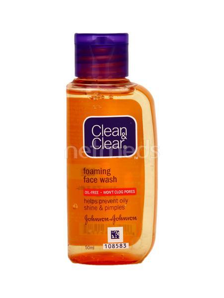 Clean & Clear Face Wash 50 ml